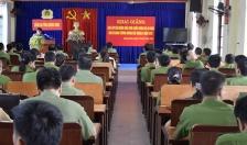 Khai giảng lớp bồi dưỡng kiến thức quốc phòng, an ninh năm 2018