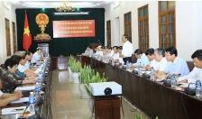 Nguyên lãnh đạo thành phố tham gia nội dung kỳ họp thứ 7 HĐND TP