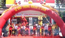 Khai trương HDBank Lê Chân