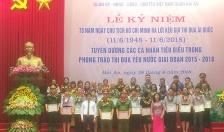 Quận Hải An tuyên dương cá nhân tiêu biểu trong phong trào thi đua yêu nước