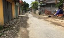 Dự án nâng cấp đường trục Phúc Lộc, phường Hưng Đạo (quận Dương Kinh) Sẽ có sự điều chỉnh phù hợp, phục vụ dân sinh