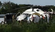8 bé được cứu khỏi hang Thái Lan, ngày cứu hộ thứ hai kết thúc
