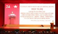 Quận Hồng Bàng: Tập huấn phòng cháy chữa cháy, kỹ năng thoát nạn