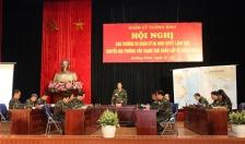 Quận Dương Kinh: Khai mạc diễn tập phòng thủ năm 2018