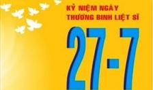 Huyện Vĩnh Bảo: Tặng quà các gia đình chính sách dịp 27-7