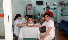 Phường Gia Viên: Khám bệnh, phát thuốc miễn phí tới 55 lượt người có công