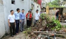Quận Hồng Bàng đẩy mạnh công các chỉnh trang đô thị