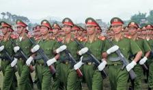 Công an tỉnh Nam Định: Bế giảng lớp huấn luyện chiến sỹ nghĩa vụ