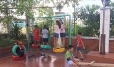Thanh niên Hải Phòng - Những hành động đẹp: Xây dựng 3 điểm vui chơi cho thiếu nhi