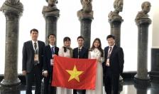 Học sinh Hải Phòng đoạt Huy chương Vàng Olympic Sinh học quốc tế