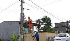 Thanh niên Hải Phòng - Những hành động đẹp: Ánh điện thắp sáng đường quê