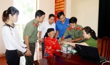 Đoàn thanh niên Công an huyện Thủy Nguyên tích cực học tập và làm theo lời Bác