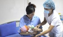 Trợ cấp thai sản tăng thêm 180.000 đồng