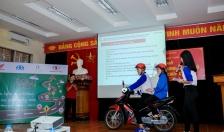 Tuyên truyền luật giao thông đường bộ và kỹ năng PCCC