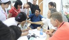 BV Trẻ em Hải Phòng phối hợp khám, phẫu thuật khe hở môi, vòm miệng cho 80 trẻ em