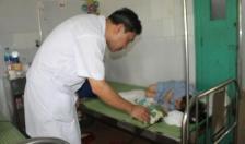 Cẩn trọng khi trẻ nhỏ bị u nang bạch huyết ổ bụng