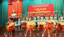 Trung tâm Văn hóa Thông tin quận Ngô Quyền: 13 tiết mục tham gia Liên hoan ca múa nhạc thiếu nhi