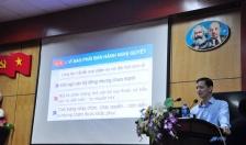 BHXH TP Hải Phòng: Học tập, quán triệt Nghị quyết Hội nghị Trung ương 7 khoá XII