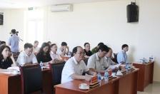 Quận ủy Dương Kinh: Triển khai các kế hoạch, chương trình hành động