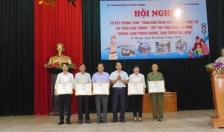 """Xã An Hưng, huyện An Dương: Với mô hình """"Đường làng phong quang, giao thông an toàn"""""""