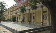 Trường tiểu học thị trấn An Dương (An Dương):  Cải tạo cơ sở vật chất nhằm nâng cao chất lượng giáo dục