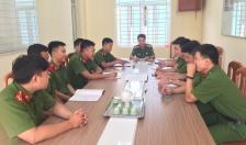 Công an quận Kiến An: Tập trung đấu tranh trấn áp tội phạm hình sự