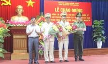 Công an huyện Thủy Nguyên: Ra mắt Đội Cảnh sát PCCC&CNCH