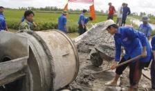 Huyện Tiên Lãng:  Phấn đấu hết năm 2019, 100%  xã đạt chuẩn NTM