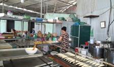 Phát hiện 1 cơ sở sản xuất bánh trung thu không đảm bảo VSATTP ở An Lão