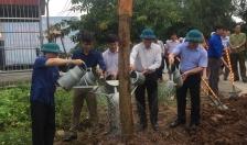 Quận Đồ Sơn: Tiếp nhận và phát động trồng 130 cây xanh