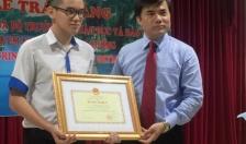 Quán quân Olympia 2018 được nhận Bằng khen của Bộ trưởng Bộ GD-ĐT