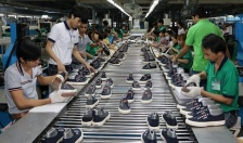 Xuất khẩu giày dép đạt kim ngạch trên 10 tỷ USD