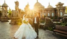 Xiêu lòng với thiên đường chụp ảnh cưới đẹp không tì vết