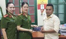 Phòng Cảnh sát Quản lý hành chính về trật tự xã hội CATP: Giúp công dân tìm lại tài sản bị thất lạc