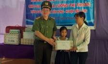 Khánh thành Nhà Nhân ái tại xã Tiên Hưng