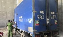 Công an tỉnh Vĩnh Phúc: Bắt quả tang đối tượng buôn bán hàng nghìn ống nhựa Tiền Phong giả