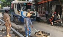 Phường Gia Viên: Nhân dân đóng góp gần 150 triệu đồng cải tạo đường hè Nguyễn Hữu Tuệ