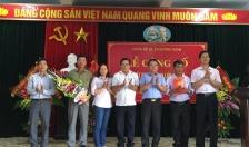 Đảng ủy phường Anh Dũng (quận Dương Kinh): Thành lập Chi bộ đảng mới