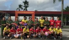 Trung tâm Huấn luyện & Bồi dưỡng nghiệp vụ: Giao hữu bóng chuyền kỷ niệm Ngày Nhà giáo Việt Nam