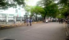 Phường Cát Dài, quận Lê Chân  Kiên quyết lập lại trật tự đường hè, vệ sinh môi trường  khu vực xung quanh Bệnh viện Việt Tiệp