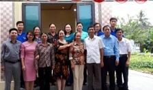 BCH Đoàn phường Hợp Đức, quận Đồ Sơn: Khánh thành nhà an sinh xã hội