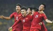 Chung kết lượt đi AFF Suzuki Cup 2018: Đội tuyển Việt Nam giành lợi thế ở lượt về