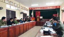 BCĐ 799 thành phố: Khảo sát phong trào toàn dân bảo vệ ANTQ tại xã Kênh Giang (Thủy Nguyên)