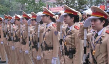 Các lực lượng CSGT, Cảnh sát đường thủy đồng loạt ra quân đợt cao điểm bảo đảm TTATGTCác lực lượng CSGT, Cảnh sát đường thủy đồng loạt ra quân đợt cao điểm bảo đảm TTATGT