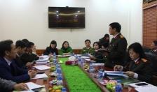 Khảo sát phong trào 'Toàn dân bảo vệ ANTQ' tại trường THPT Kiến An