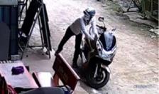 Nhanh chóng tóm gọn kẻ trộm xe máy