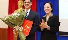 Nhân sự mới: Bổ nhiệm Phó tổng biên tập Báo Hải Phòng