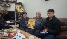 Quận Lê Chân:  Thăm và tặng quà tết người nghèo