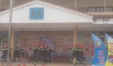 Trường phổ thông Hermann Gmeiner: Chuyên đề 'Thiếu nhi phòng tránh tai nạn thương tích, phòng chống cháy nổ'