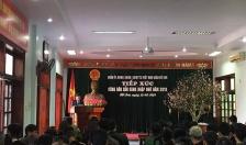 Quận Đồ Sơn: Tiếp xúc công dân  chuẩn bị nhập ngũ năm 2019